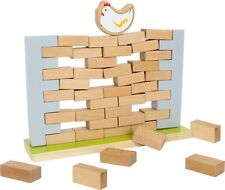 Wobbling Wall Balance Game Wooden Brick Tumbling Game Fun For All The Family