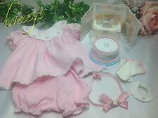Authentic Bitty Baby's HAPPY BIRTHDAY SET w/Cake, Book, Headband from 95 Retired