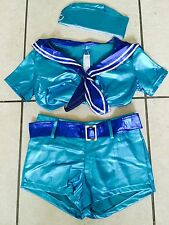 Ladies - Sailor Girl fancy dress outfit was £22 - Size: 12/14