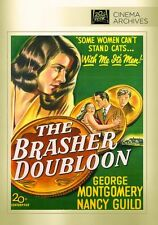 Brasher Doubloon - Region Free DVD - Sealed