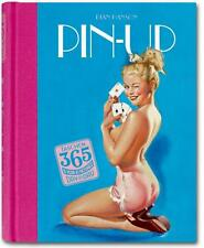PINUPS DAY BY DAY ~ ILLUS CALENDAR BOOK ~ A NEW PIN-UP TO BRIGHTEN EVERY DAY