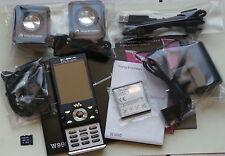 Sony Ericsson W995 Black (Ohne Simlock) Handy   super zustand   IMEI: 015