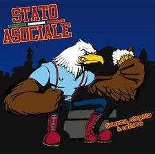 STATO ASOCIALE - GREZZO , STUPIDO & CATTIVO LP
