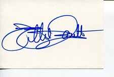 Willie Gault Chicago Bears LA Angeles Raiders Tennessee Vols Signed Autograph