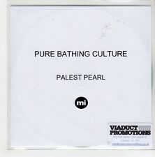 (GN654) Pure Bathing Culture, Palest Pearl - 2015 DJ CD