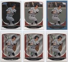 Lot of (97) Tyler Heineman 2013 Bowman Chrome RC Cards w/ Parallels - Indians