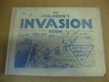 The Children's Invasion Book. by Adams, Morley [editor]