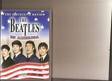 THE BEATLES IN AMERICA DVD MUSIC CLIPS FROM ED SULLIVAN SHOW