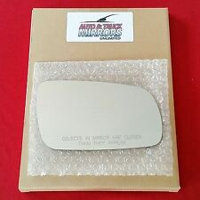 NEW Mirror Glass + ADHESIVE JETTA PASSAT GTI GOLF Passenger Side ** FAST SHIP **