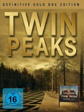 10 DVD-Box ° Twin Peaks ° Definitive Gold Edition ° NEU & OVP ° Staffel 1+ 2