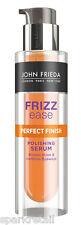 John Frieda Frizz Ease PERFECT FINISH Polishing Serum 50ml Frizzy Hair Smoother