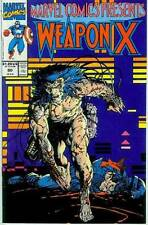 Marvel Comics Presents # 80 (Weapon X by Barry Windsor-Smith) (USA, 1991)
