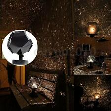 Romantic Astro Planetarium Star Celestial Projector Cosmos Sky Night Light Lamp