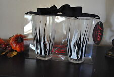 NEW LOLITA Love my Party of Two HALLOWEEN Acrylic TUMBLER Glasses Wild Child Set