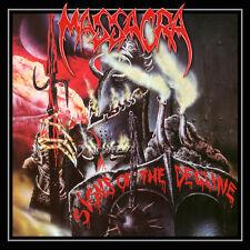 MASSACRA - SIGNS OF THE DECLINE - CD - DEATH METAL