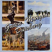"""7"""" WILLI MEYER BAND Guten Morgen Duisburg Radio WILLIAM JETFORT AZ-RECORDS 1988"""