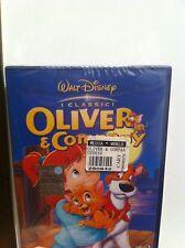 AAA Oliver & Company dvd Disney fuori catalogo sigillato