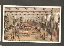 VINTAGE POSTCARD CLOISTER MUSIC RM. GLENWOOD MISSION INN RIVERSIDE CALIFORNIA CA