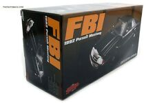 GMP Ford Mustang FBI Police Pursuit 1992 Black 1/18 3 out of 948 units SEALED!