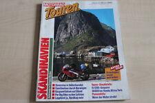 156402) Yamaha FJ 1200 Gespann - Honda Africa Twin - Motorrad Touren 03/1990