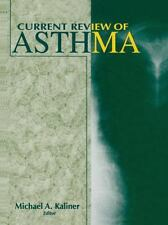 Current Review of Asthma (2013, Paperback)