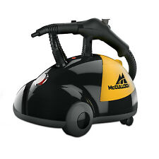 McCulloch Heavy Duty STEAM CLEANER, STEAM VACUUM, Black & Yellow