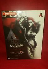 Square Enix Play Arts Kai Batman Arkham City Poison Ivy Figure New