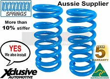Rear Low Coil Springs Suspension Ford Falcon BA-BF-FG, Mercedes Vito Lovells