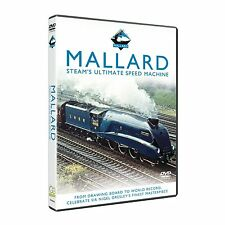 Mallard - Steam's Ultimate Speed Machine (DVD-R, 2013)