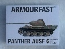 ARMOURFAST / HAT 1/72 WW2  German Panther Ausf. G  - 2 Tanks  99024 BRAND NEW