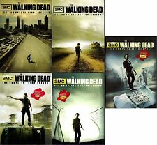 The Walking Dead The Complete Seasons 1-5  1 2 3 4 5 DVD Brand New Free Shipping