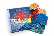 Crystal Growing Kit. Amazing Crystal Garden. Grow Your Own Crystals. Great Gift
