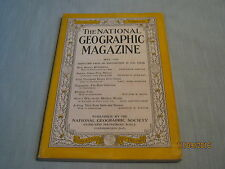 ANTIQUE NATIONAL GEOGRAPHIC May 1938 NEW MEXICO China SINGAPORE Monkeys FROGS
