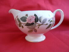 Wedgwood, Hathaway Rose, Milk Jug (from the Teaset)