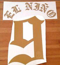 2008-11 Liverpool Home/Away Shirt EL NINO #9 (F. TORRES) NOME NUMERO FLOCK Set