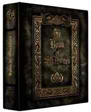 "Book of Shadows 3 Ring Binder Gothic Occult Design 10"" x 11.75"" x 2.8""spine"