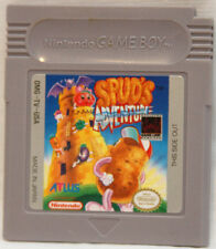 Spud's Adventure (Nintendo Game Boy) - Authentic Game Only - GREAT LABEL