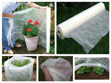 Frost Plant Protection Fleece Winter Cover 10m x 1.6m Fleecing Plants Garden Shr