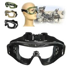 FJ-G006 CS Airsoft Tactical SWAT Safety Goggles Glasses Eye Protection Mask Eyew