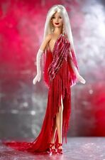 2002 COLLECTOR EDITION DIVA Collection RED HOT BARBIE