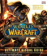 World of Warcraft: Ultimate Visual Guide, Updated and Expanded Hardcover 2016