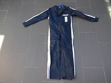 Vintage LINTEK Z RIDER Motorcycle One Piece Rain Suit Jumpsuit Coveralls S