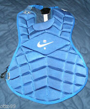MIKE DIFELICE NIKE CATCHER'S CHEST PROTECTOR NLCS 2006 GAME 7 USED NEW YORK METS