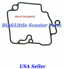 Gy6 Chinese Scooter Replacement Float Bowl Gaskets Fits 49cc & 50cc 139QMB Motor