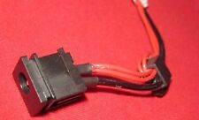 DC POWER JACK w/ CABLE HARNESS TOSHIBA L735D-3102 L735D-S3300 CHARGING PORT PLUG