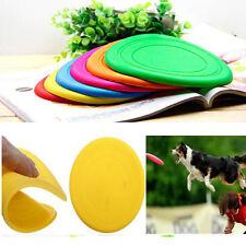 Nuevo Frisbee Disco Volador Mascota Perro Dog Juguete Juegos Parque Playa Fiesta