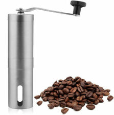 Grinder Portable Crank Stainless Coffee Mill New Manual HOT Ceramic Hand Coffee