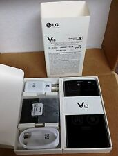 NEW IN BOX LG V10 H901BK 64GB (T-Mobile) Black