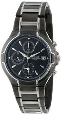 Pulsar Men's Chronograph Analog Quartz Two Tone Stainless Steel Watch PF3547