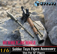 1/6 Soldiers Model Antitank Bazooka RPG-7 WWC Weapon ☆SHIP FROM USA☆